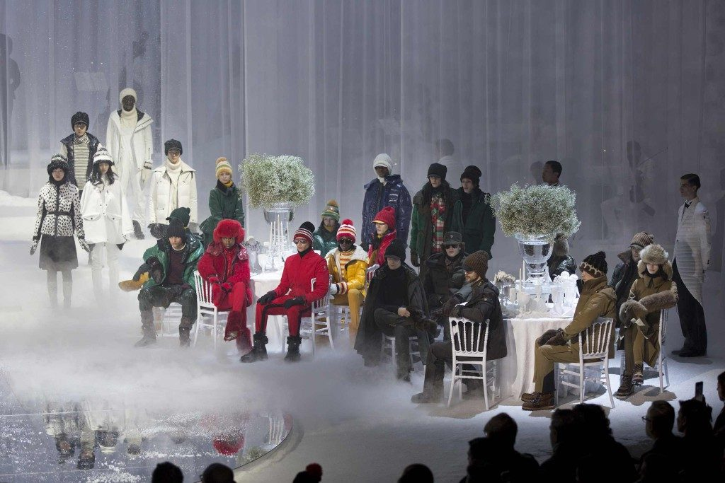 Moncler history