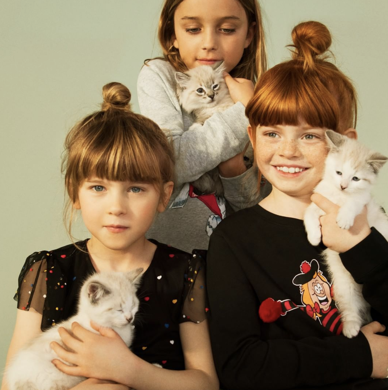 Stella McCartney's New Kids Collection - W.T. Mag